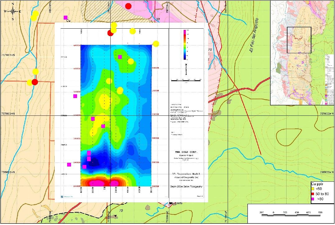 ureka copper mineralisation is hosted in a series of stacked channels known as red beds with copper oxides forming as replacement minerals in the matrix in ioceneaged conglomerates