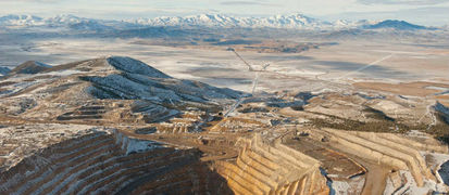 Barrick earnings jump 84%, dividend 14%