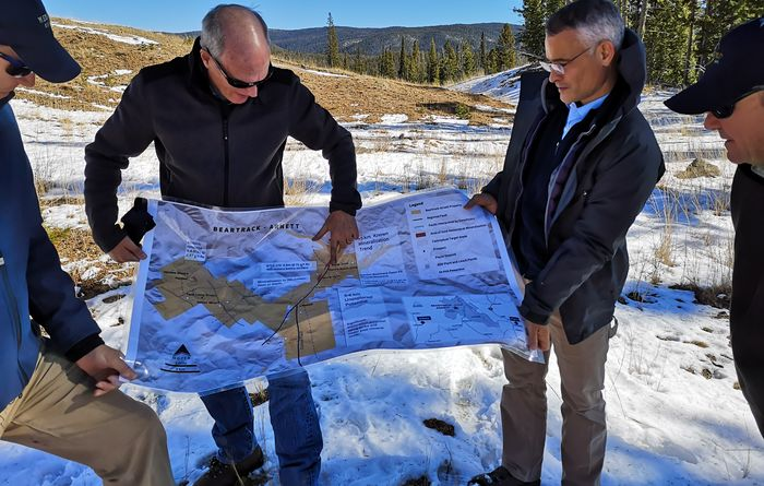 Exploration advancing Beartrack revival in Idaho
