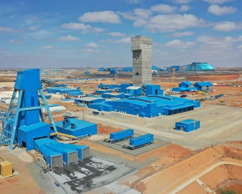 Oyu Tolgoi submits domestic power plan