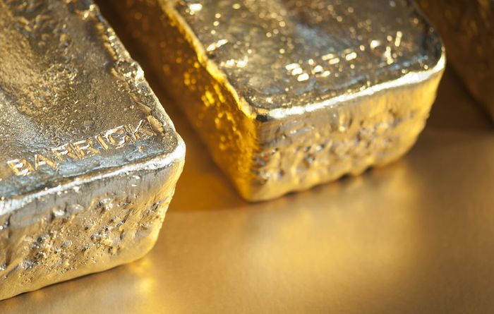 Barrick posts solid Q1, positively 'in line' with guidance