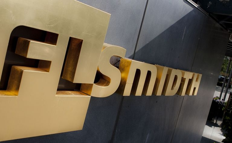FLSmidth lifts orders, upbeat on mining trends