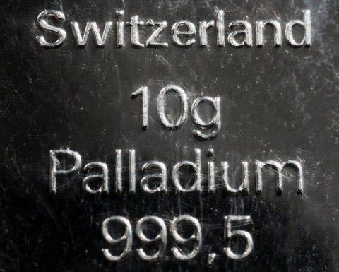 """People are grasping for whatever ounces of [palladium] they can get"""