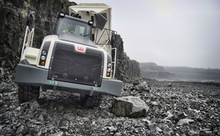 Terex gets new CEO