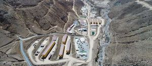 Peru lock-down impacts mines