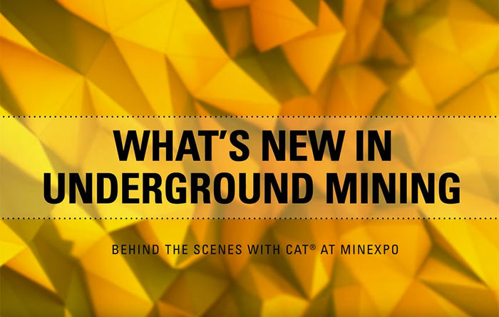 What's New in Underground Mining
