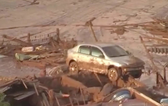 Deadly incident at Samarco
