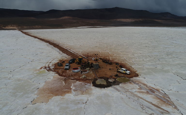 Neo Lithium granted Argentina land for carbonate plant