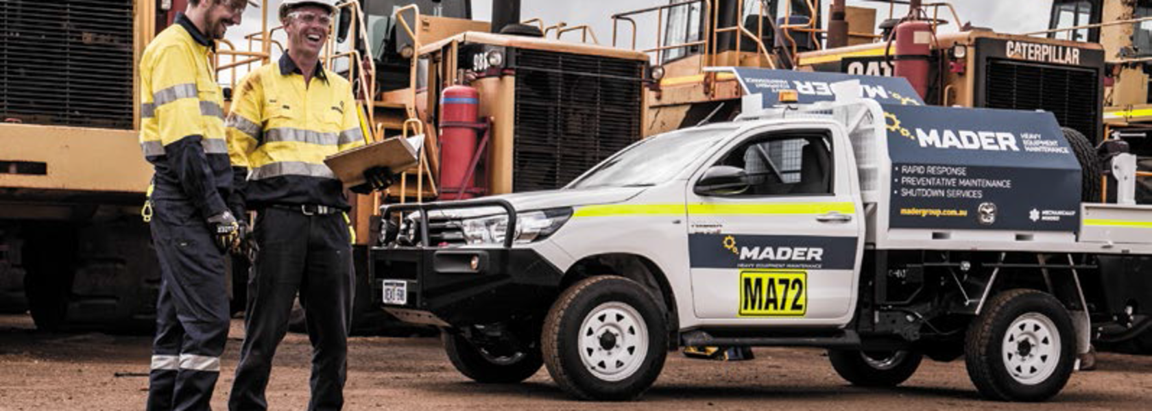 Labour hire firm Mader soars on ASX debut