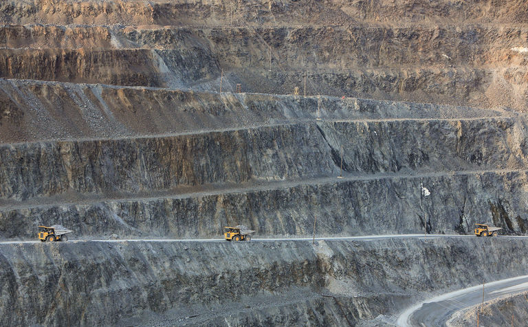 Average mine takes 29 years to reach production