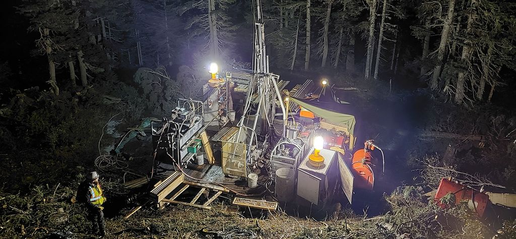 Skeena claims deep mineralisation discovery at Eskay Creek