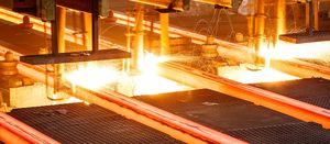 """Steel mills must control their own production rhythm"""