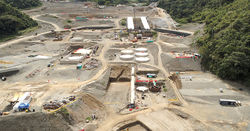 Continental's Buriticá project 44% complete