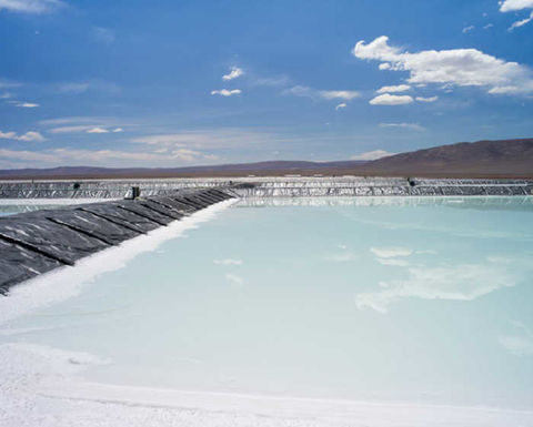 One World enters lithium fray