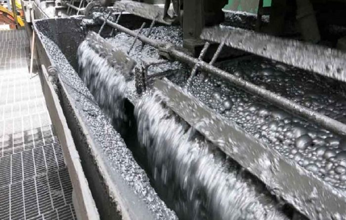 Zinc's northern trajectory
