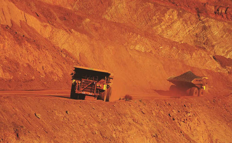 BHP result puts it in the cross hairs