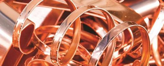 Unusual split as copper smelter activity increases slightly