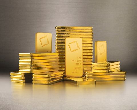 Gold-backed ETFs see modest outflow in May