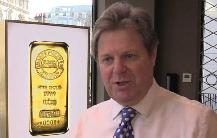 Gold to fly on inflation