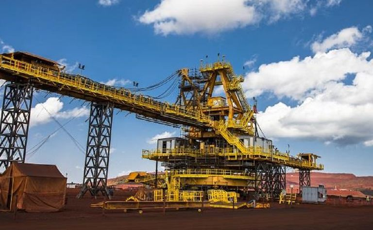 Vale could use stockpiles as global iron ore supply constrained