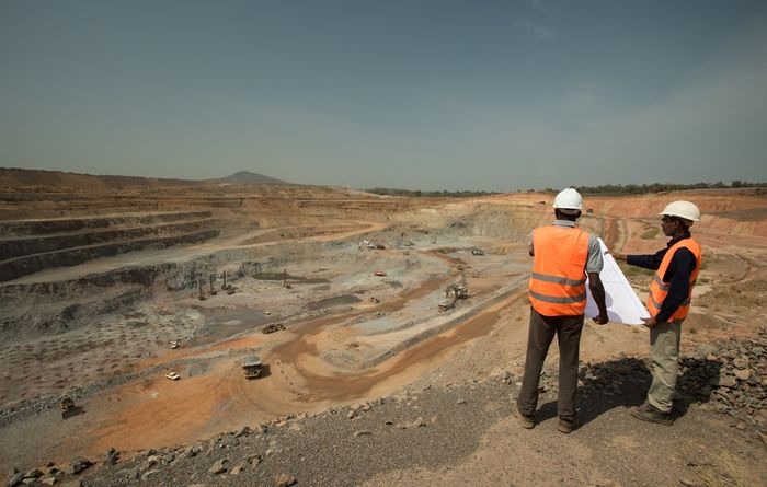 Randgold on track despite Q3 blip
