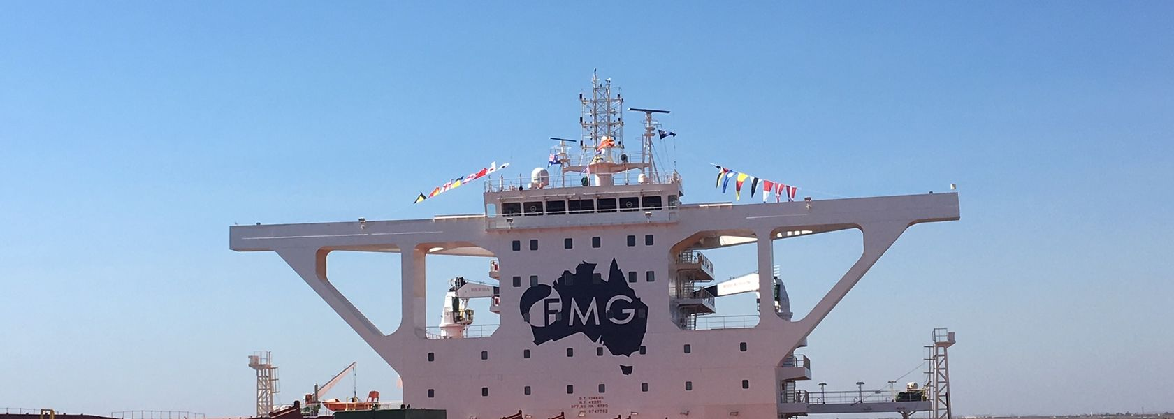 FMG in ASX 20 as port expansion approved