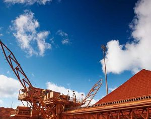 South32 posts record manganese output