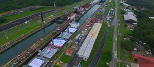 """This first shipment … is a significant milestone [for Cobre Panama]"""