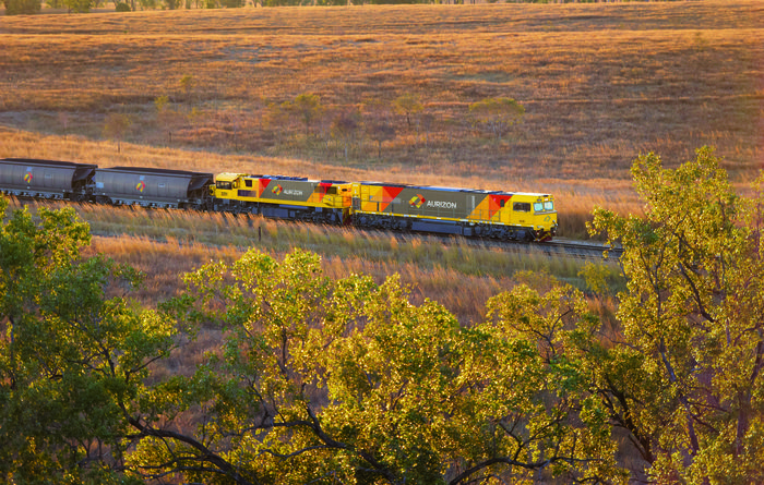 Coal haul record boosts Aurizon earnings