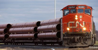 Miners' anxiety grows over ongoing CN rail strike