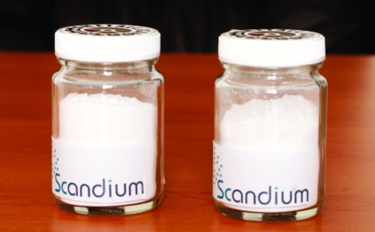 Clean TeQ finds scandium partner for Sunrise