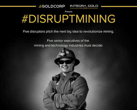 Disrupt Mining winners unveiled