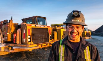 'We have a vision for a 100% Nunavut workforce...'