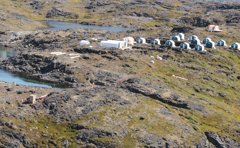 Greenland's push for bigger mining profile