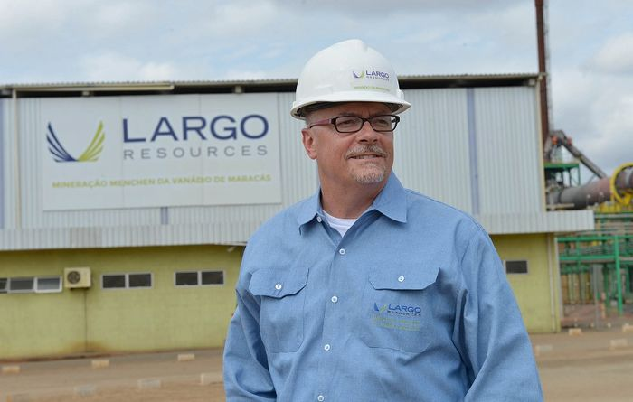 Largo FS looks at 23yr mine life