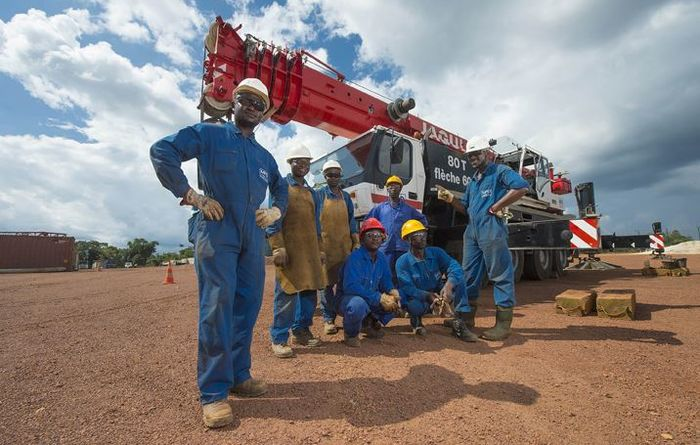 China targets Glencore Congo iron ore joint venture