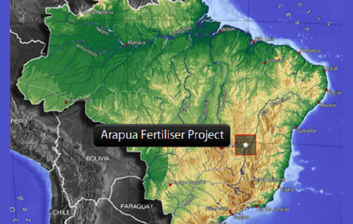 Harvest signs US$2 million fertiliser sales order