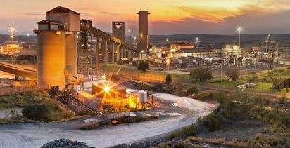 Harmony starts US$200M placement to buy AngloGold assets