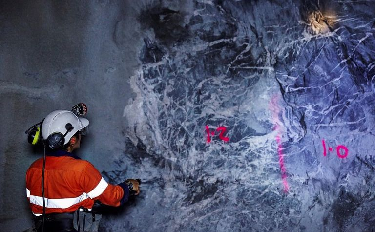 """Fosterville is rapidly emerging as one of the world's great underground gold mines"""