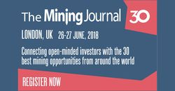 Introducing the Mining Journal 30