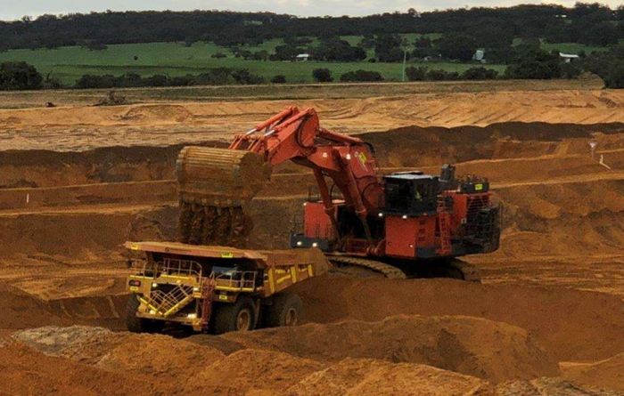 Image Resources now producing mineral sands