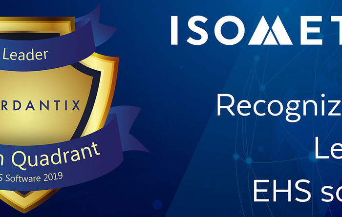 IsoMetrix Recognized as a Leader in EHS Software