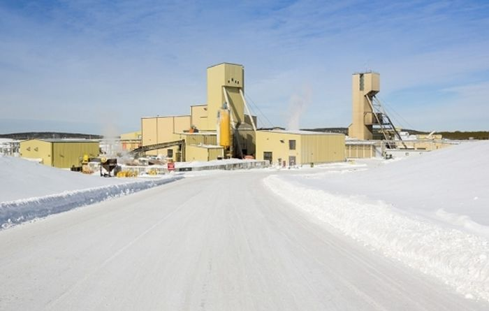 Cameco operates the Cigar Lake uranium joint venture in Saskatchewan