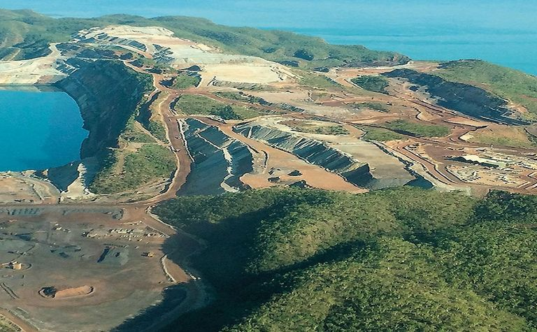 High-grade iron ore mine back from the dead
