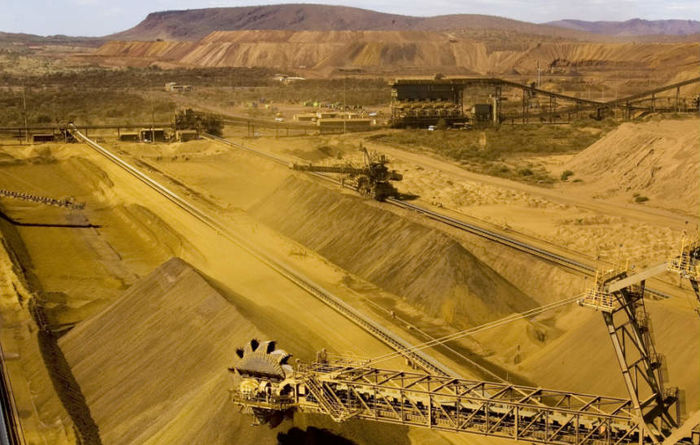 Rio misses quarterly iron ore estimates