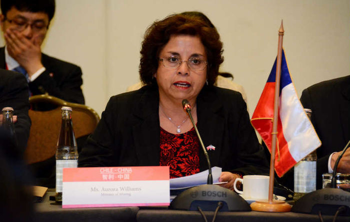 Chile mines minister hot on potential