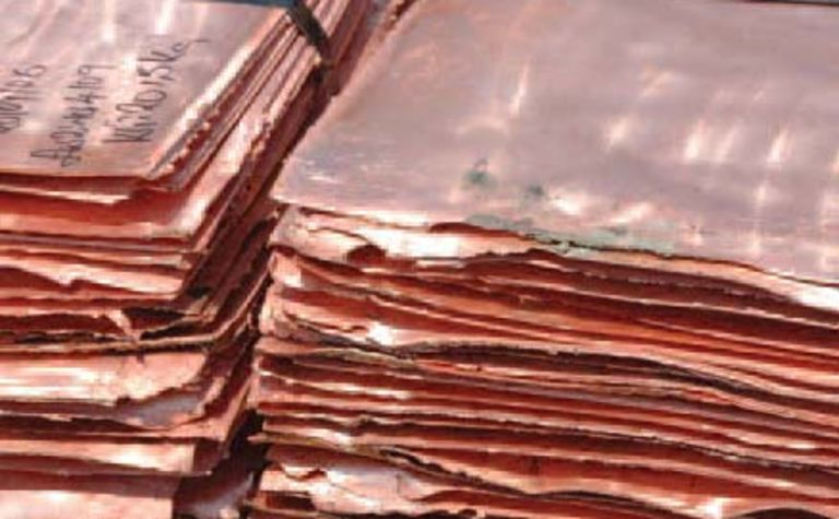 Chile copper production falls in 2019