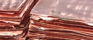 Chile's copper production falls in Q1