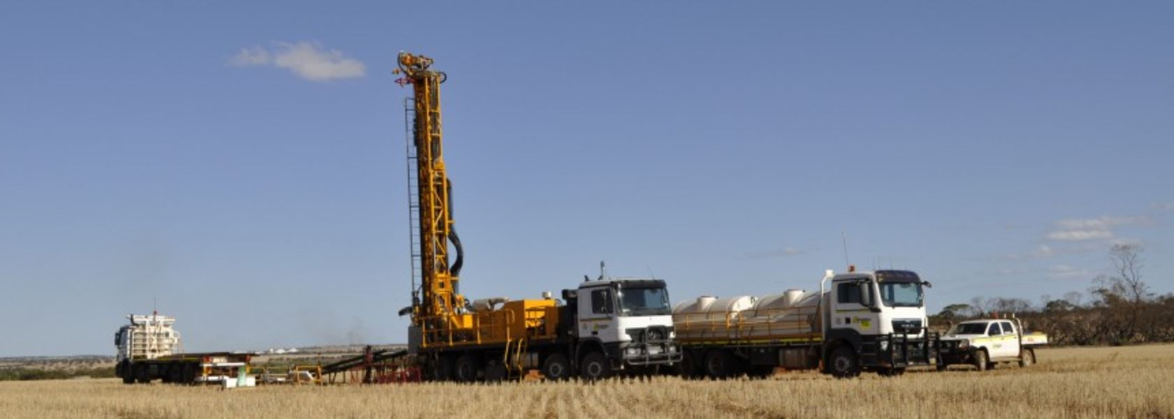 Drilling leader Ausdrill on the rise