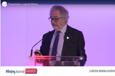 Mining Journal Select 2019: Leagold Mining